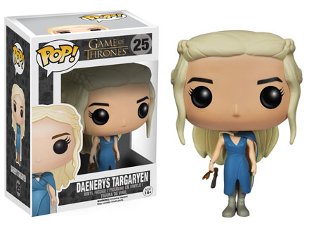 2014 Funko Pop Game of Thrones Series 4 25 Daenerys Targaryen