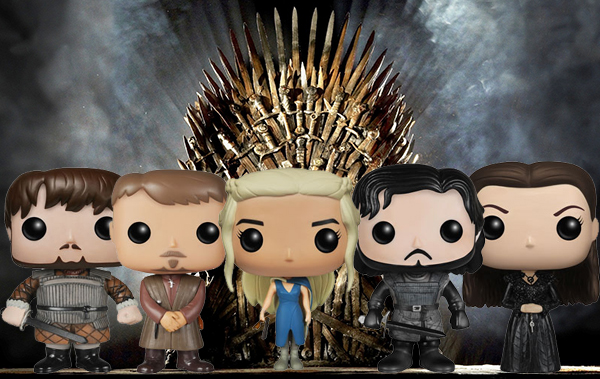 2014 Funko Pop Game of Thrones Series 4 Vinyl Figures 1