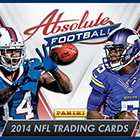 2014 Panini Absolute Football Cards
