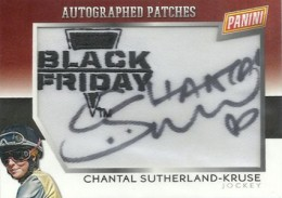 2014 Panini Black Friday Black Friday Autographed Patches