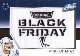 2014 Panini Black Friday Black Friday Patch