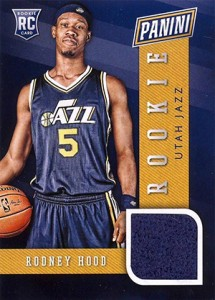 2014 Panini Black Friday Rookie Memorabilia Insert