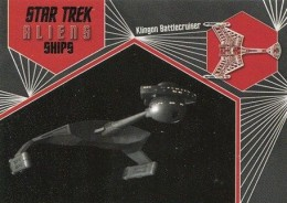 2014 Rittenhouse Star Trek Aliens Trading Cards 23