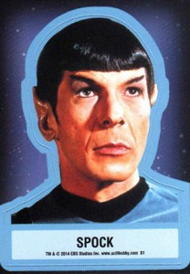 2014 Rittenhouse Star Trek Aliens Trading Cards 24