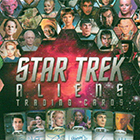2014 Rittenhouse Star Trek Aliens Trading Cards