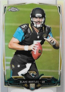 2014 Topps Chrome Football Variation Short Prints Guide 124