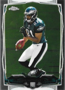 2014 Topps Chrome Football Variation Short Prints Guide 126