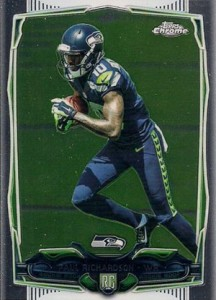 2014 Topps Chrome 219 Paul Richardson