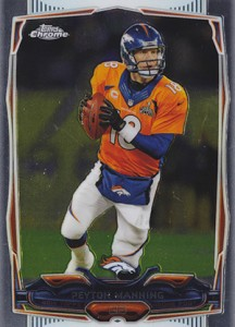 2014 Topps Chrome Football Variation Short Prints Guide 9