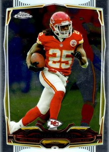 2014 Topps Chrome Football Variation Short Prints Guide 35