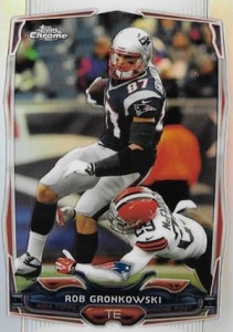 2014 Topps Chrome Football Variation Short Prints Guide 39