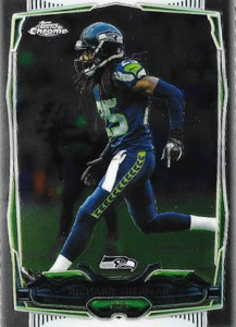 2014 Topps Chrome Football Variation Short Prints Guide 47