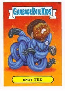 Know the 2014 Topps Garbage Pail Kids Series 2 Art Variations 3