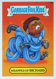 2014 Topps Garbage Pail Kids Series 2 C Variations Guide 2