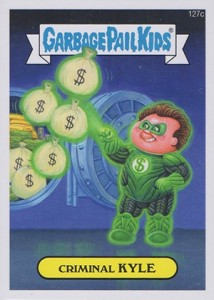 2014 Topps Garbage Pail Kids Series 2 C Variations Guide 9