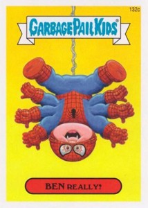 2014 Topps Garbage Pail Kids Series 2 Trading Cards 25