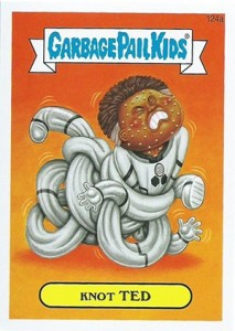 Know the 2014 Topps Garbage Pail Kids Series 2 Art Variations 4
