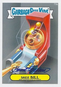 2014 Topps Garbage Pail Kids Series 2 Trading Cards 27