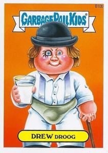 2014 Topps Garbage Pail Kids Series 2 Trading Cards 28