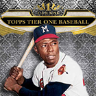 2015 Topps Tier One Baseball Cards