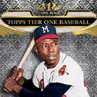 2015 Topps Tier One Baseball Cards