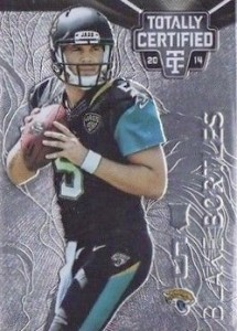 2014 Totally Certified Blake Bortles #177
