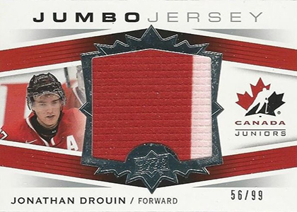 10 Jonathan Drouin Prospect Cards to Get Your Collection Started 11