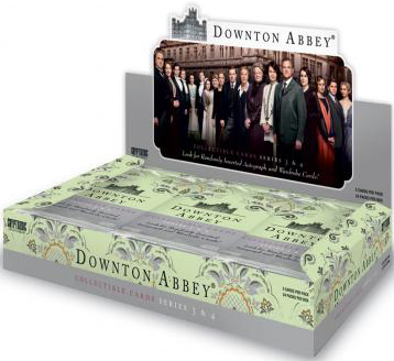 2015 Cryptozoic Downton Abbey Seasons 3 and 4 Trading Cards 1