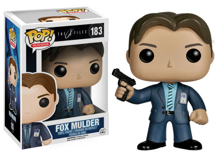 2015 Funko Pop X-Files Vinyl Figures 20