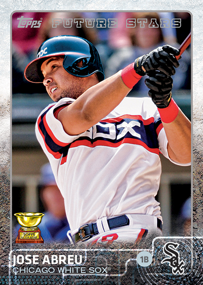 2014 Topps Rookie All-Star Team Includes Jose Abreu, No Jacob deGrom 1