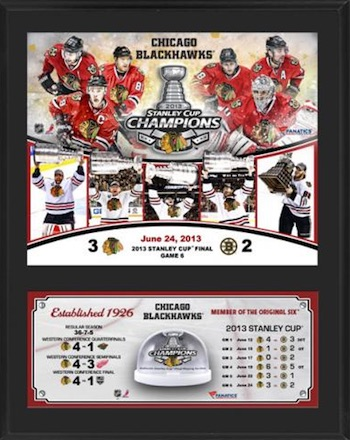 Ultimate Chicago Blackhawks Collector and Super Fan Gift Guide  3