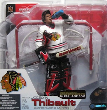Chicago Blackhawks McFarlane figure