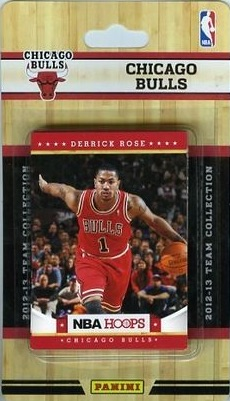 Chicago Bulls Team Card Sets