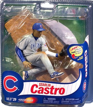 Chicago Cubs Mcfarlane Starlin Castro
