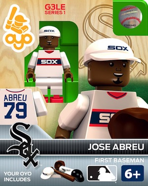 Chicago White Sox OYO Jose Abreu
