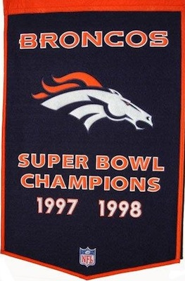 Ultimate Denver Broncos Collector and Super Fan Gift Guide 11