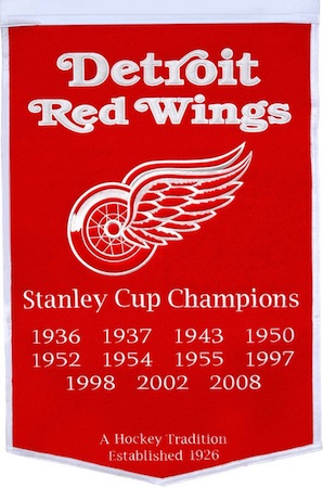Ultimate Detroit Red Wings Collector and Super Fan Gift Guide 11
