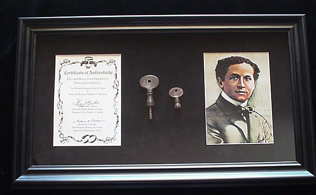 Framed Key