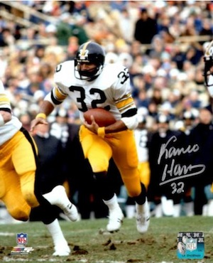 Franco Harris Pittsburgh Steelers Signed Photo
