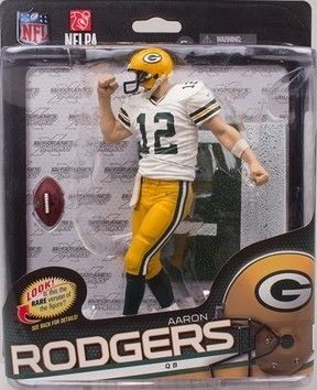 Green Bay Packers Aaron Rodgers McFarlane