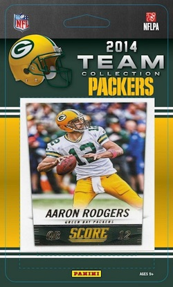 Green Bay Packers Team Card Sets