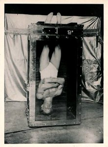 Harry Houdini Vintage Photograph