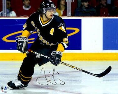 Jaromir Jagr Pittsburgh Penguins Signed Photo
