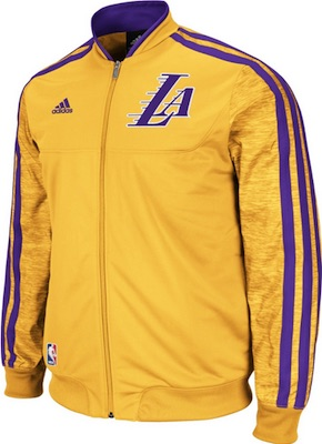 Los Angeles Lakers Jackets