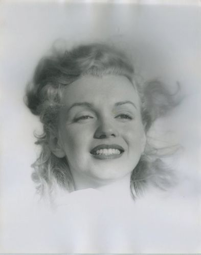 Marilyn Monroe Early Photographs