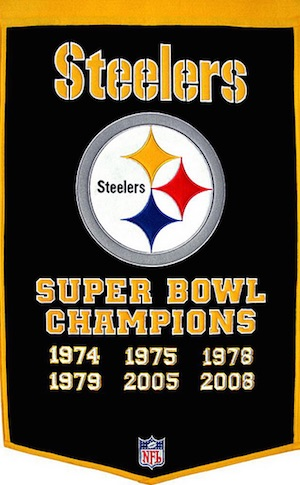 Ultimate Pittsburgh Steelers Collector and Super Fan Gift Guide 12