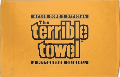 Pittsburgh Steelers Original Terrible Towel