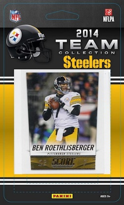 Pittsburgh Steelers Team Card Sets