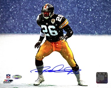 Rod Woodson Pittsburgh Steelers Signed Photo
