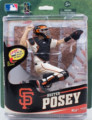 San Francisco Giants Mcfarlane Buster Posey